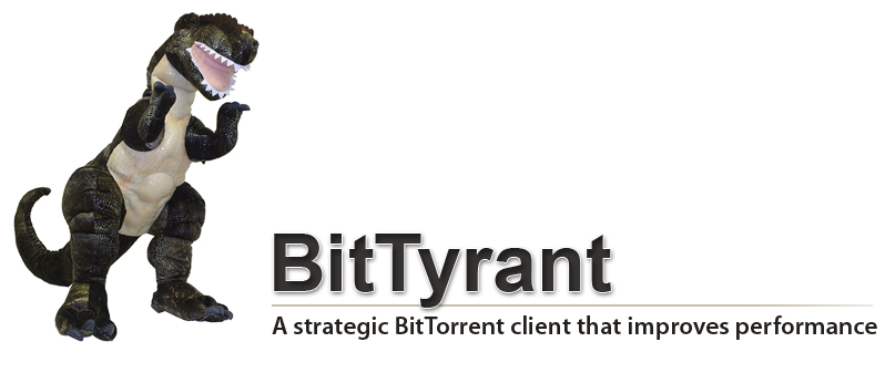 BitTyrant: A strategic client that improves performance